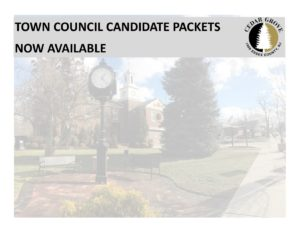 Council Packets Available