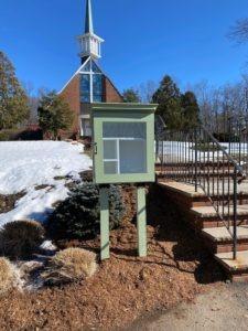 The Free Little Pantry of Cedar Grove